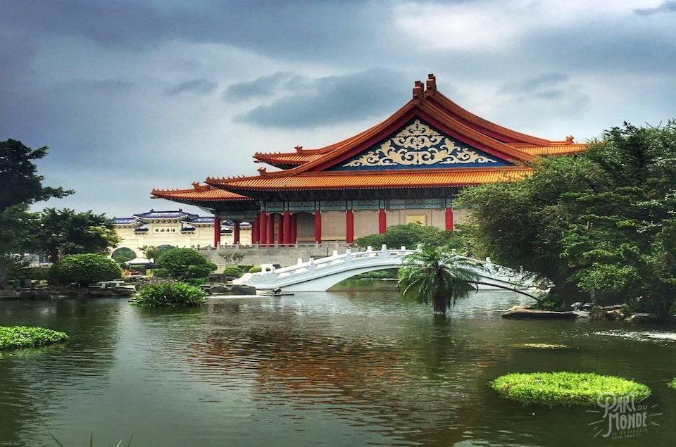 Taipei : A la découverte de la capitale taiwanaise