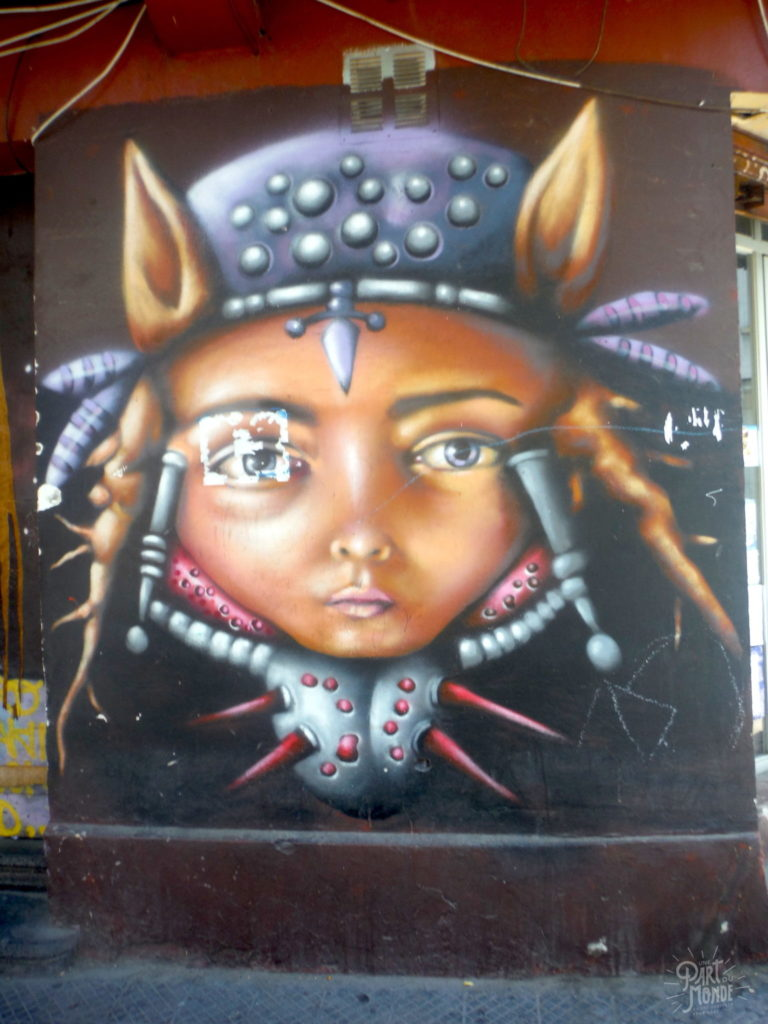 santiago du chili street art