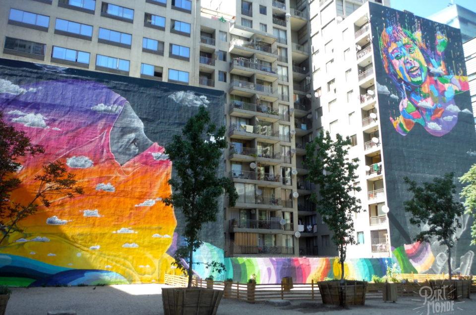 Santiago du Chili : coup de coeur pour la capitale du Chili