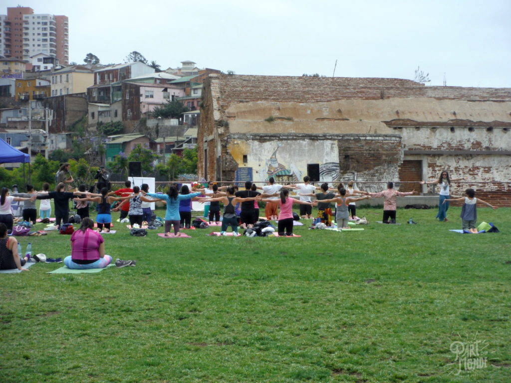 yoga valparaiso