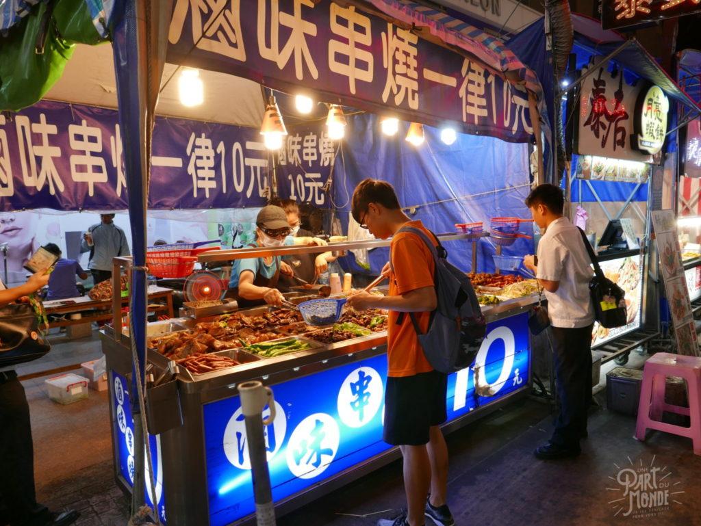 hot pot night market taichung