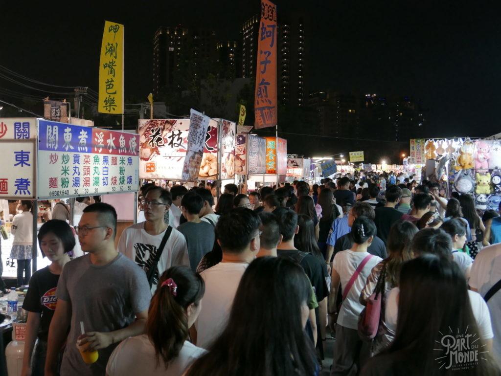 night market tainan