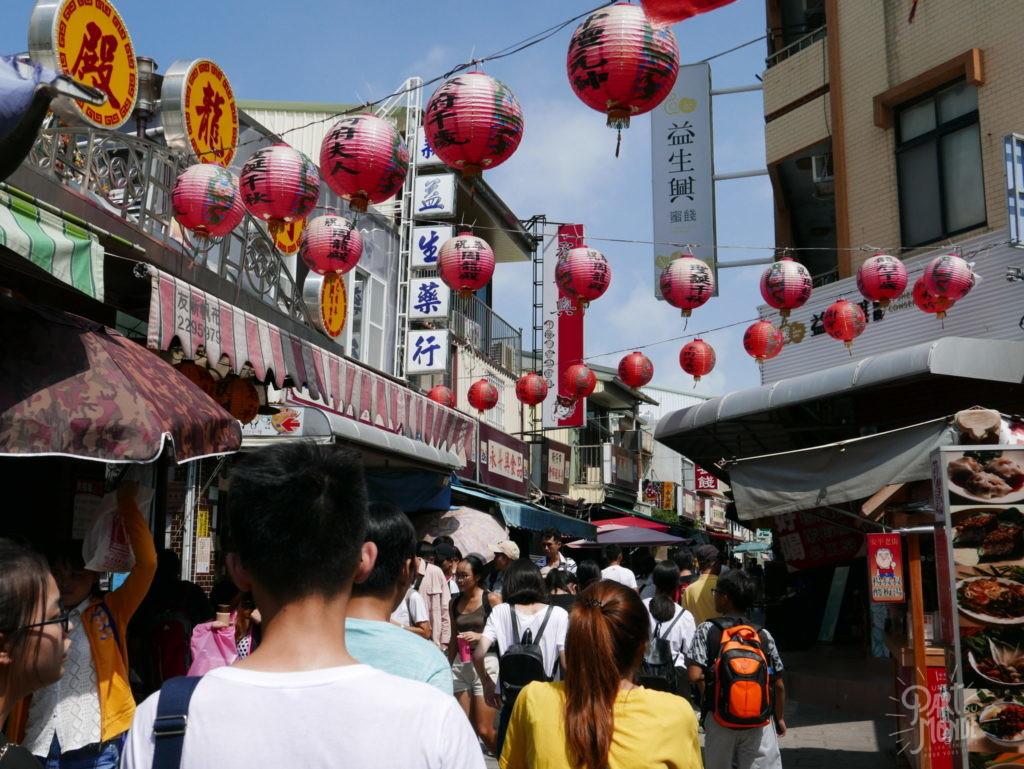 old street anping tainan
