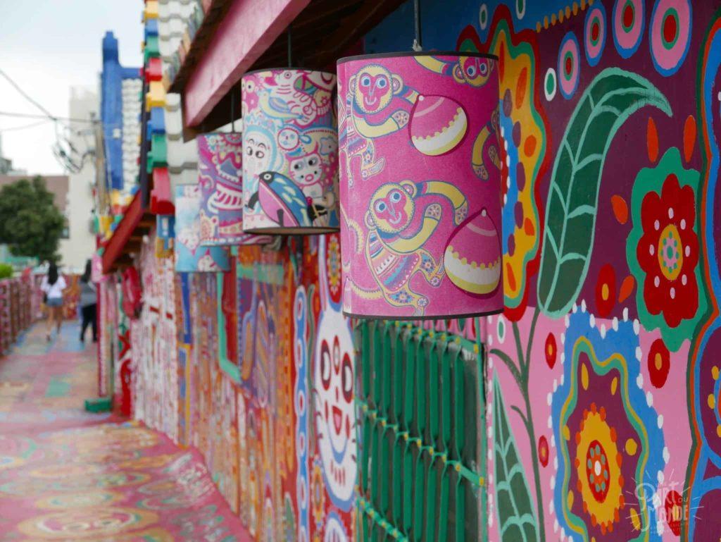 rainbo village taichung 5