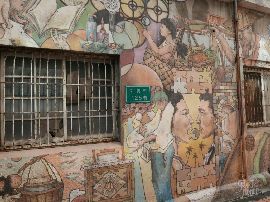 street art tainan