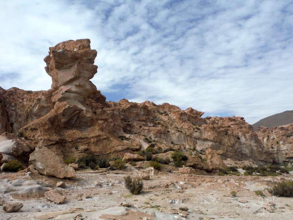 valle de rocas sud lipez