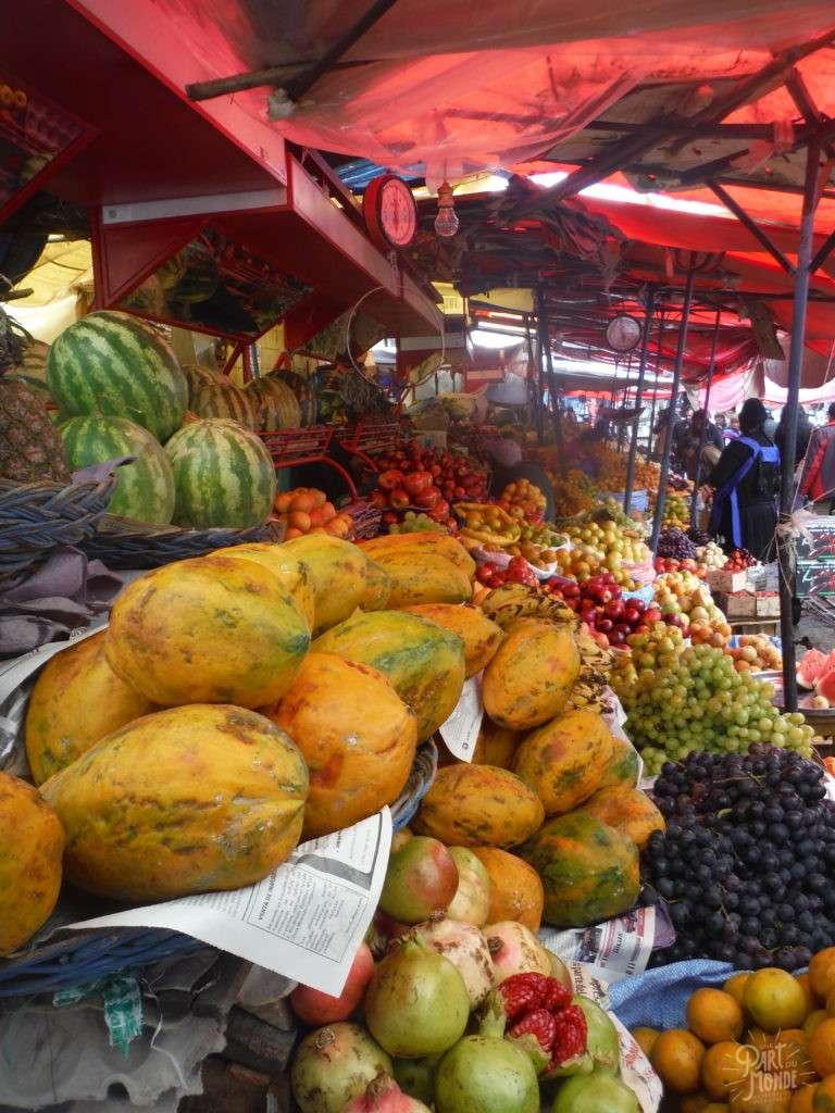 sucre mercado central