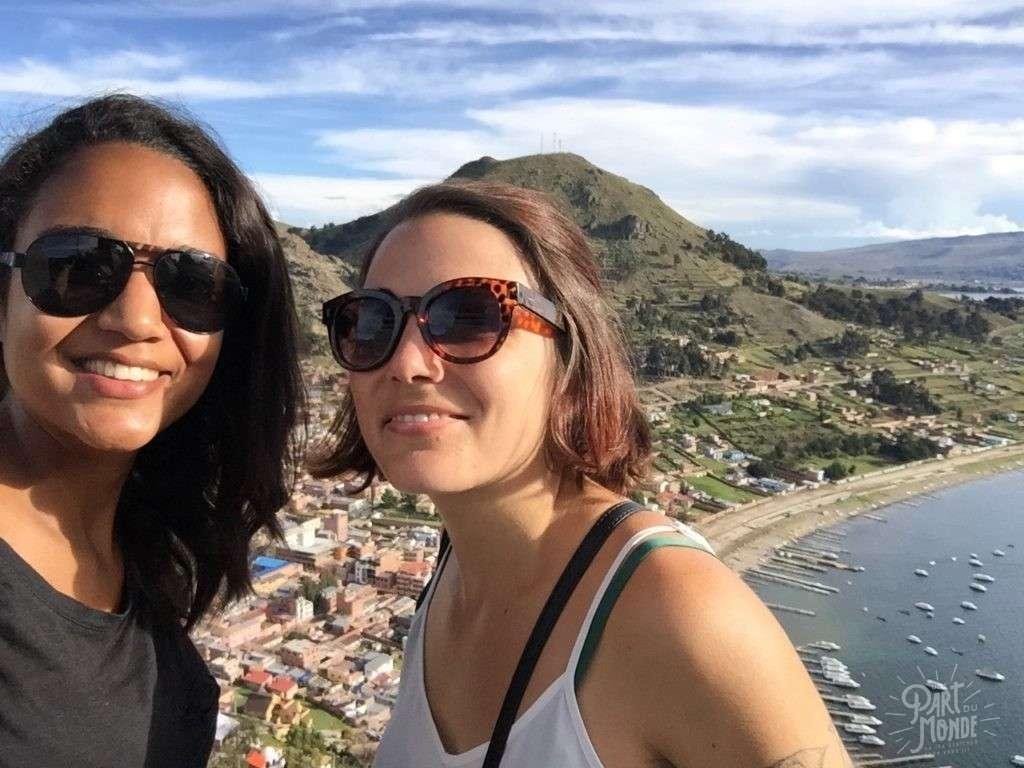 vue lac titicac copacabana