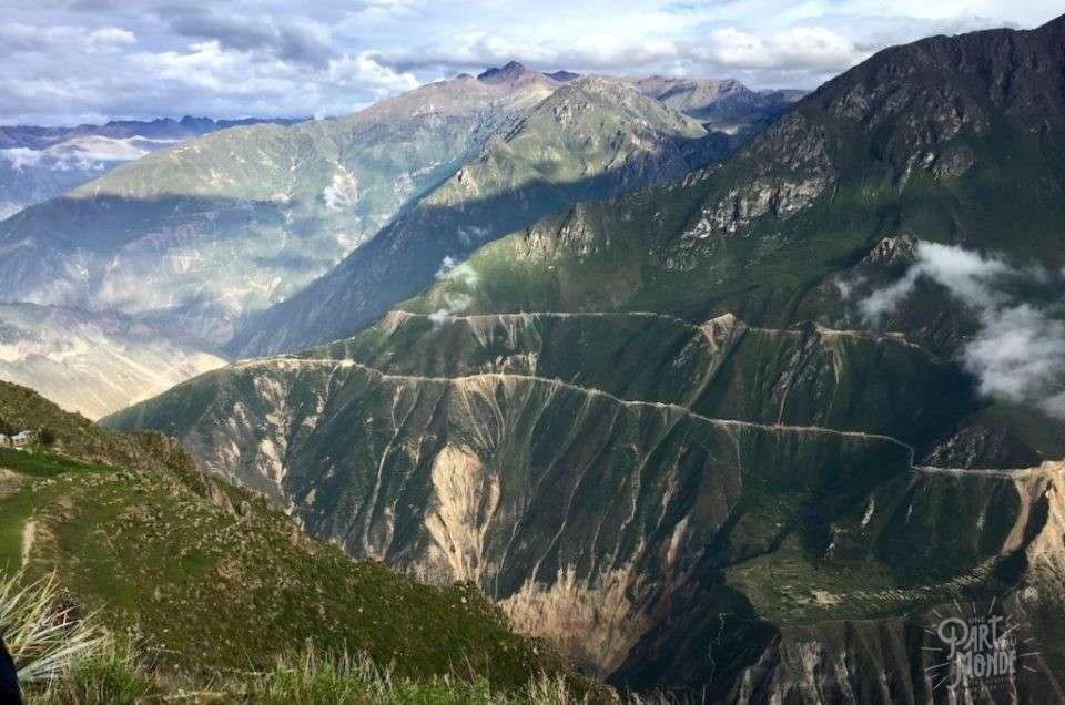 Pérou – Canyon del Colca : randonnées de rêve depuis Cabanaconde