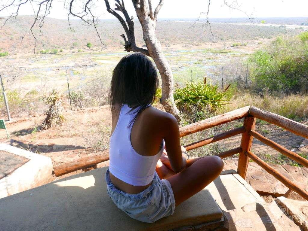 retour de mon tour du monde afrique