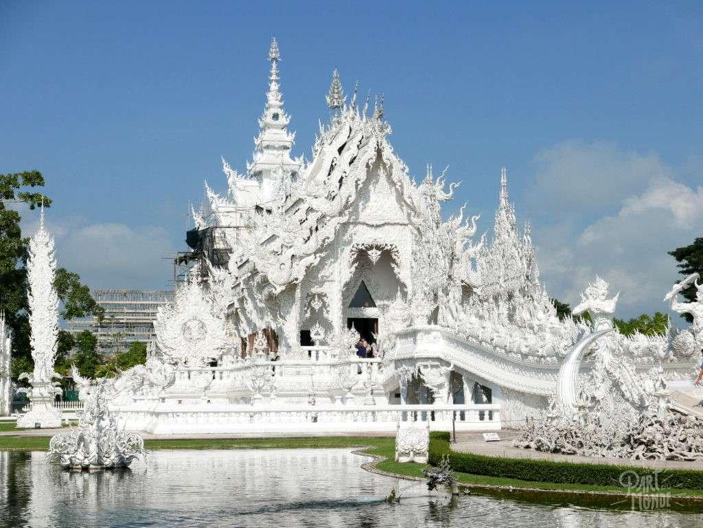 retour de mon tour du monde temple thailande