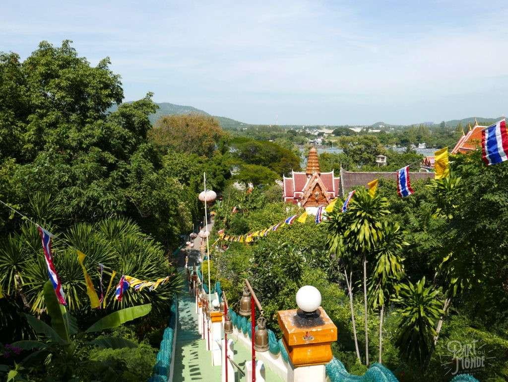 retour de mon tour du monde thailande