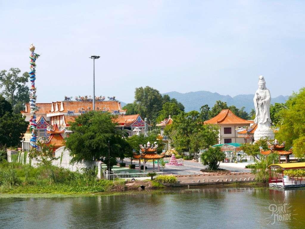 retour du mon tour du monde thailande kanchanaburi