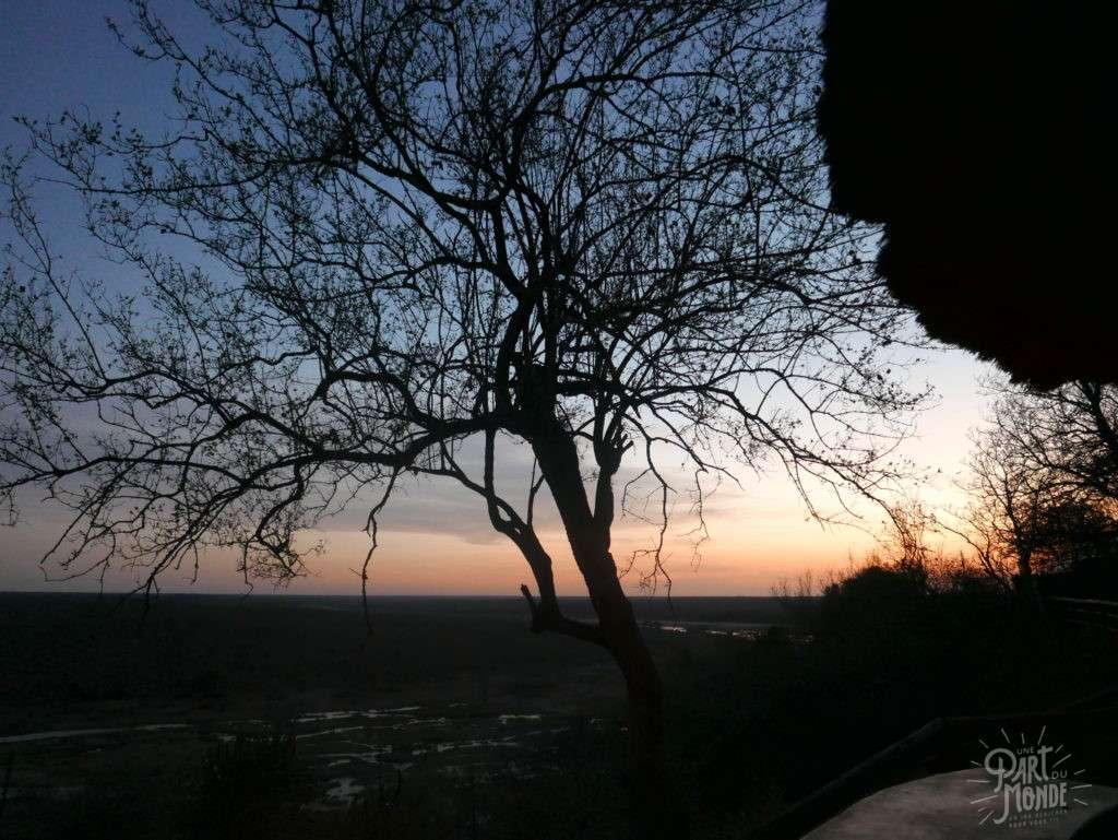 sunset parc kruger