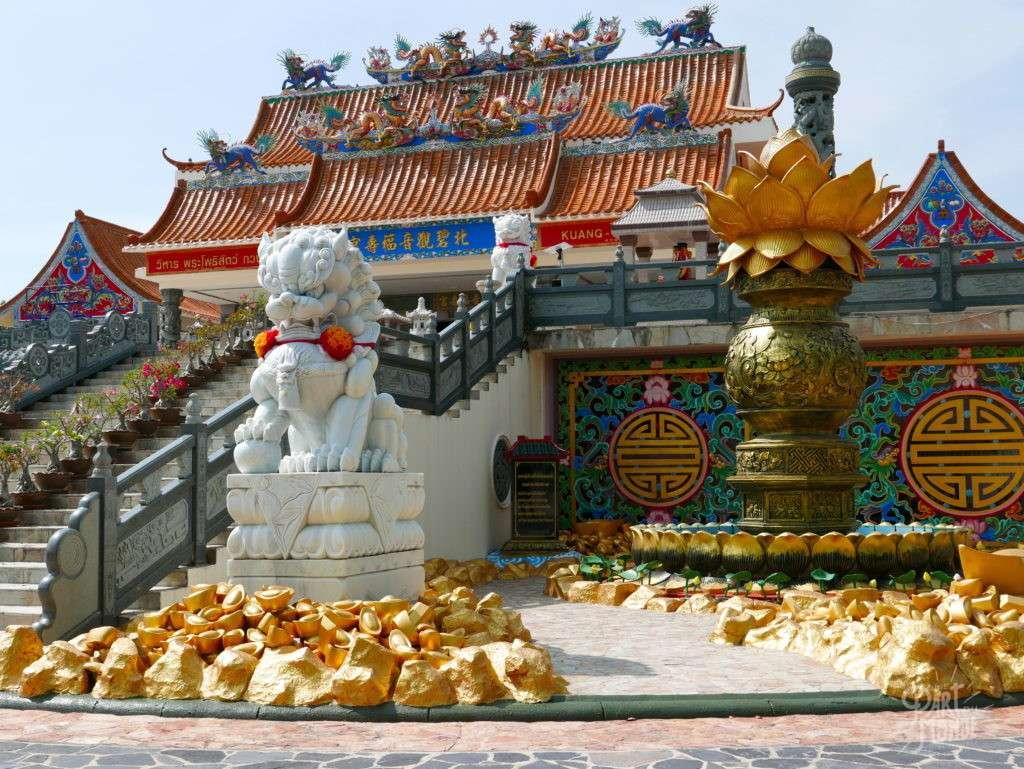 temple kanchanaburi thailande retour de mon tour du monde