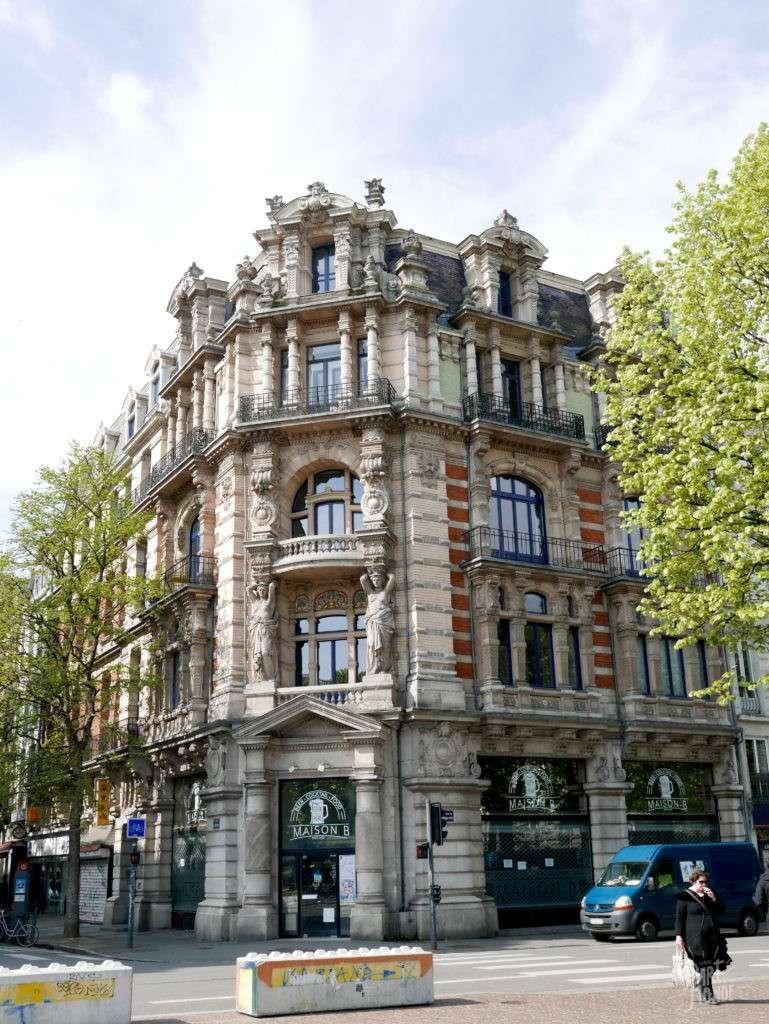 facade lille beaux arts