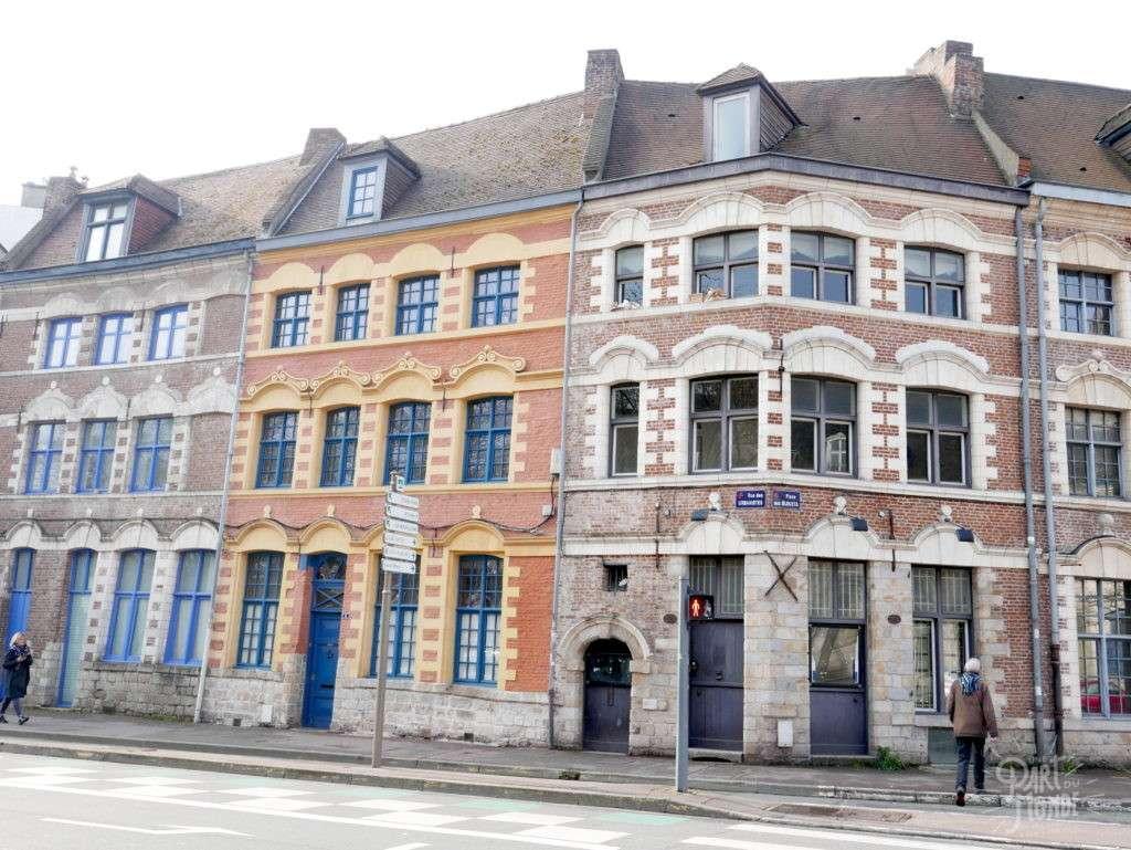facade vieux lille