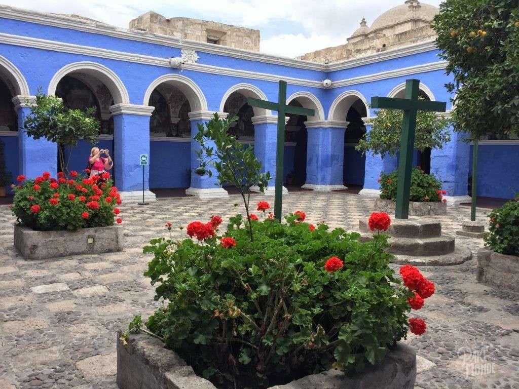 patio couvent santa catalina arequipa