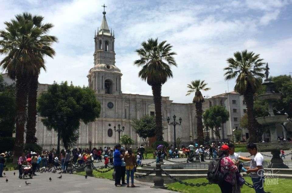 Arequipa- Pérou : mes bonnes adresses et city guide de 3 jours
