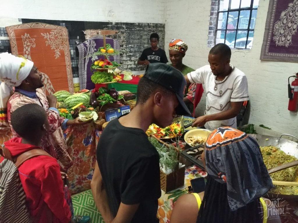 restaurant éthiopien johannesburg
