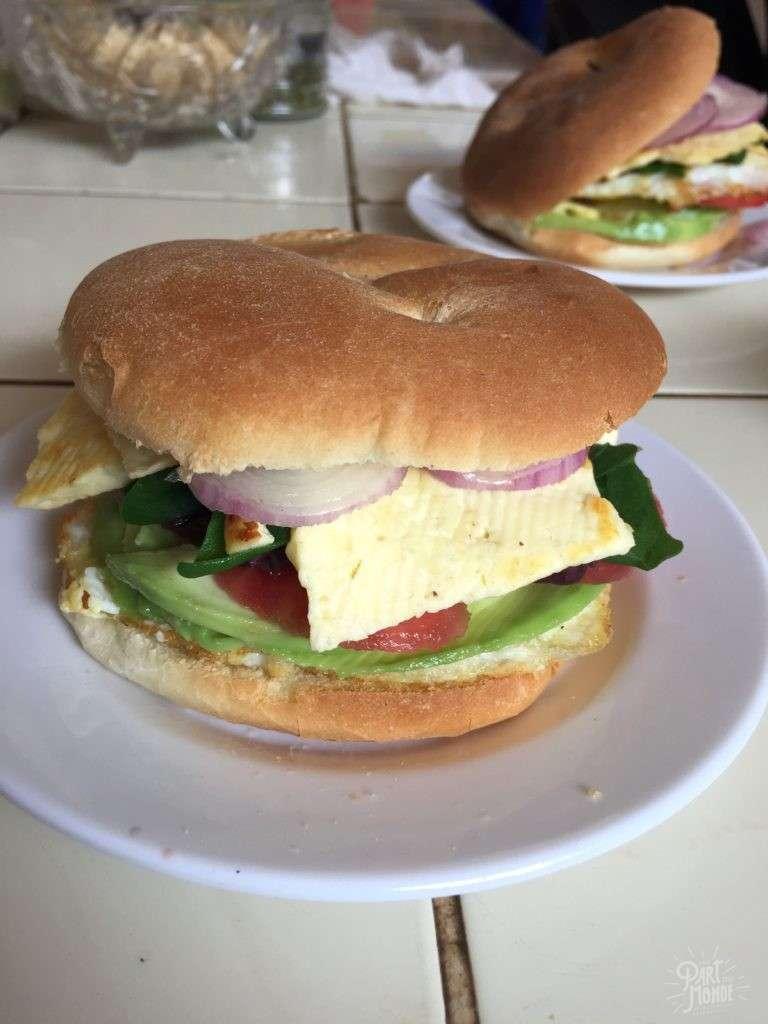 sandwich pisac