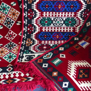 tapis rectangulaires d'Istanbul