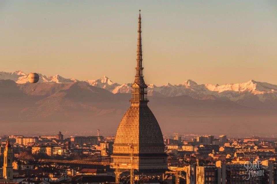 Turin-Italie : 3 jours dans une ville sous estimée