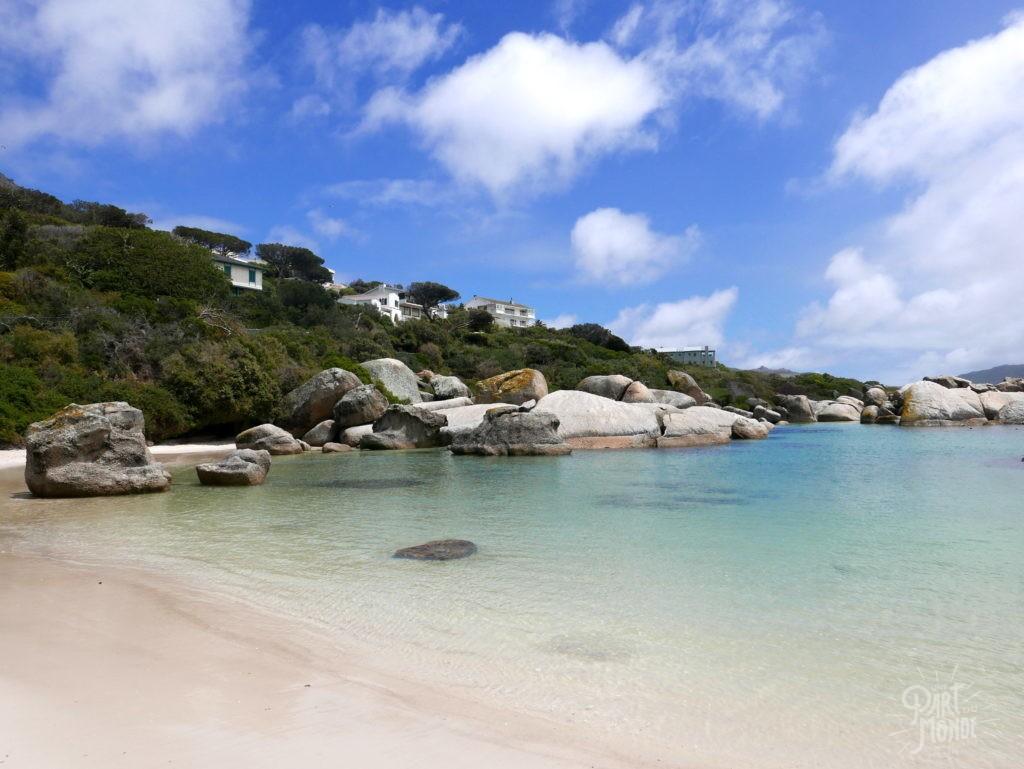 boulders beach plage cape town