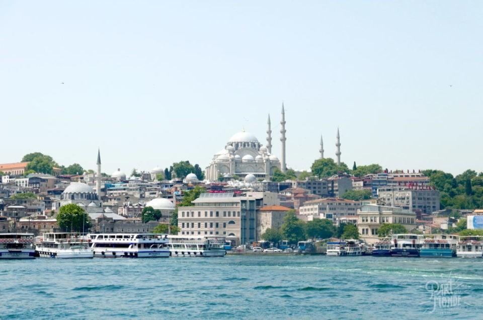 Istanbul : 5 jours dans la fascinante ville Turque