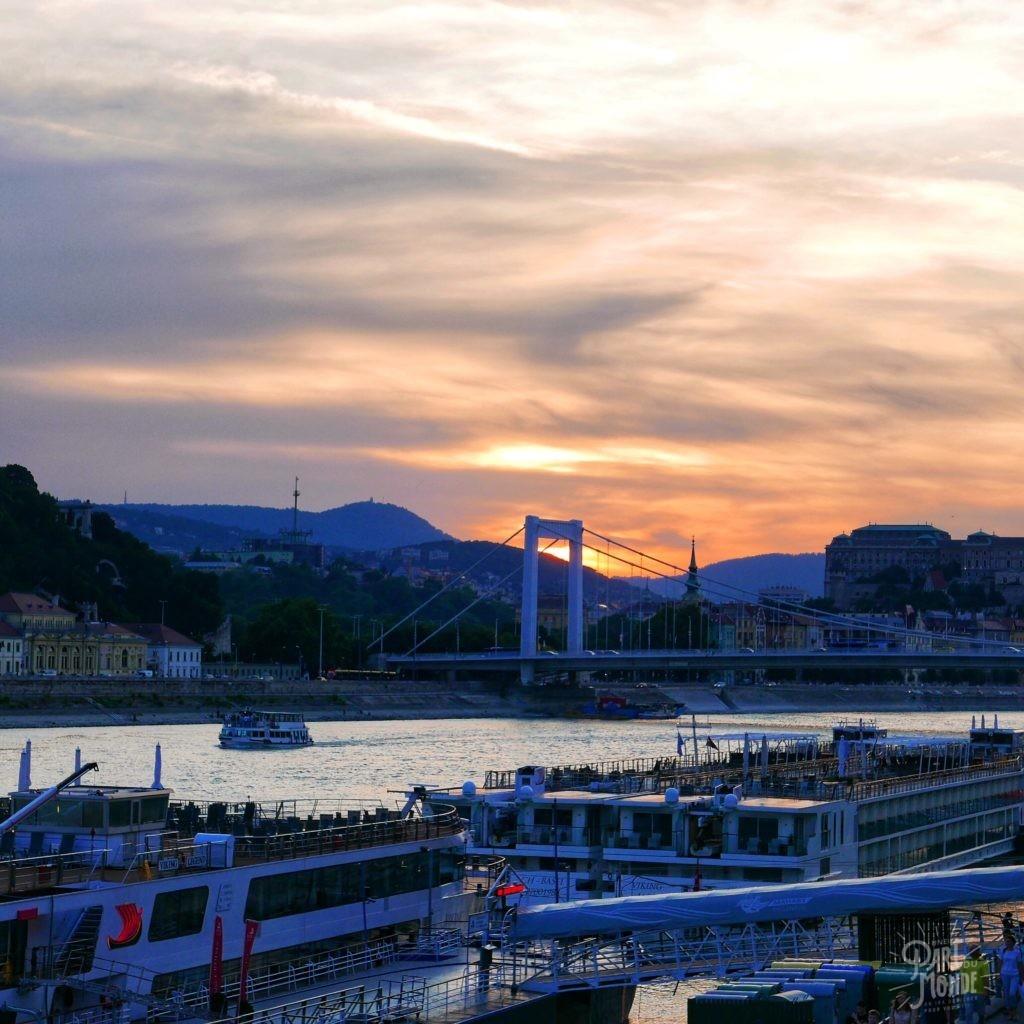 sunset budapest 2