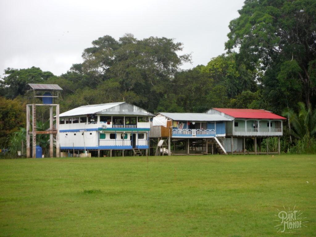 maisons amazonie