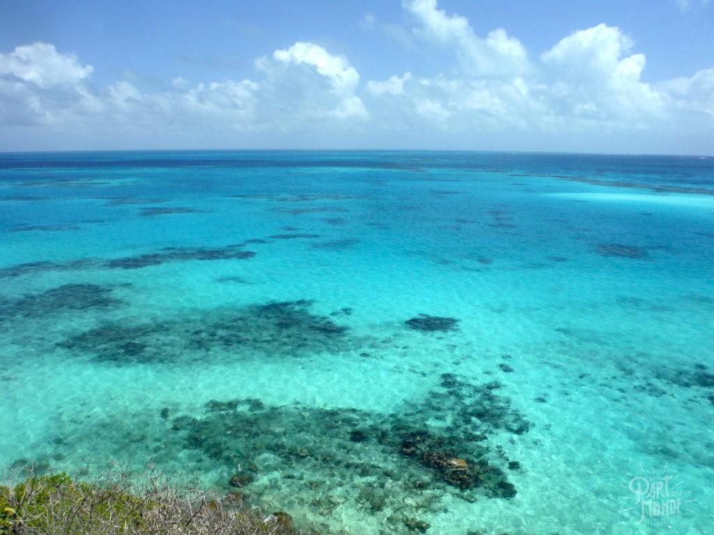 mer bleu providencia