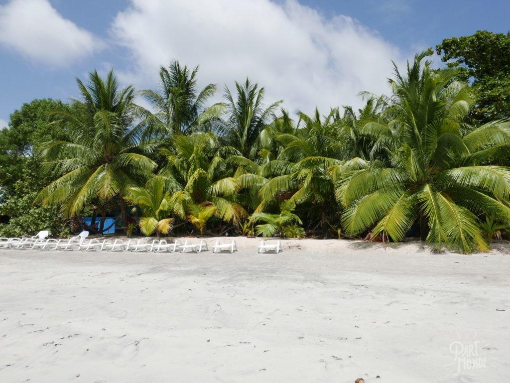 plage southwest beach providencia