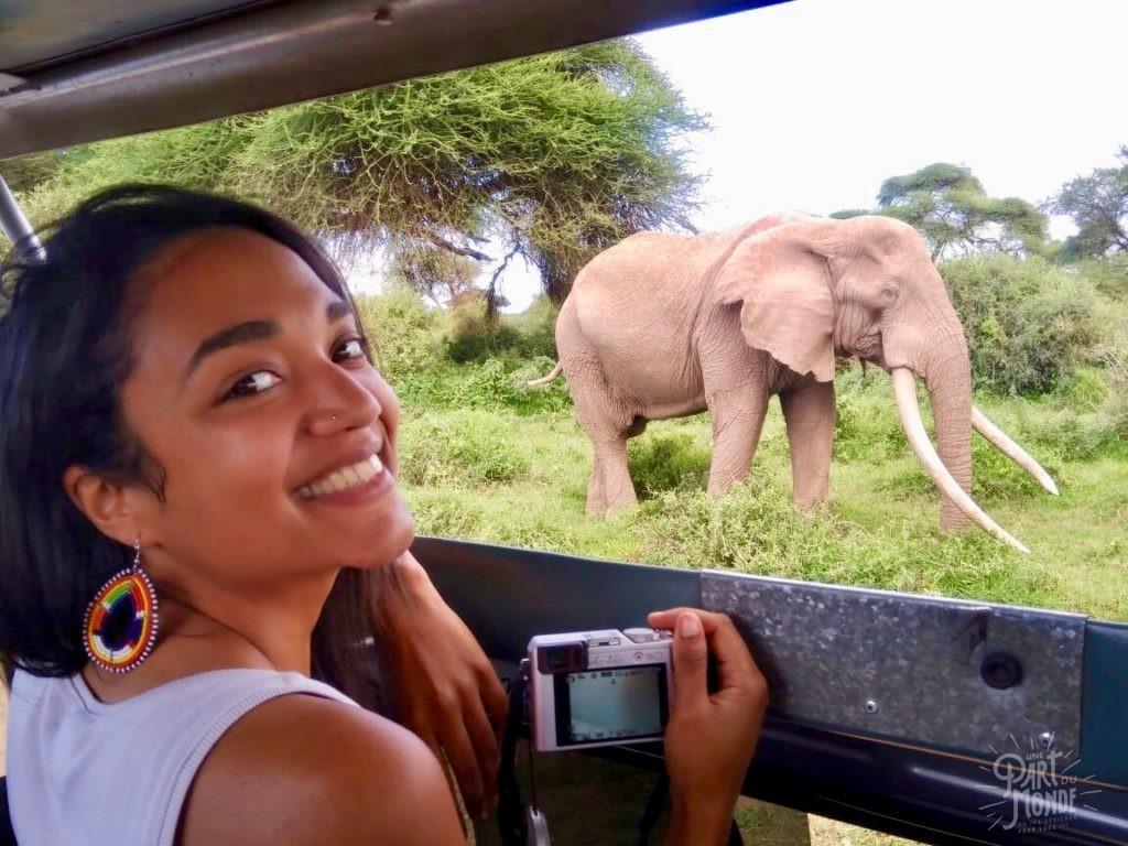 safari au kenya krystel