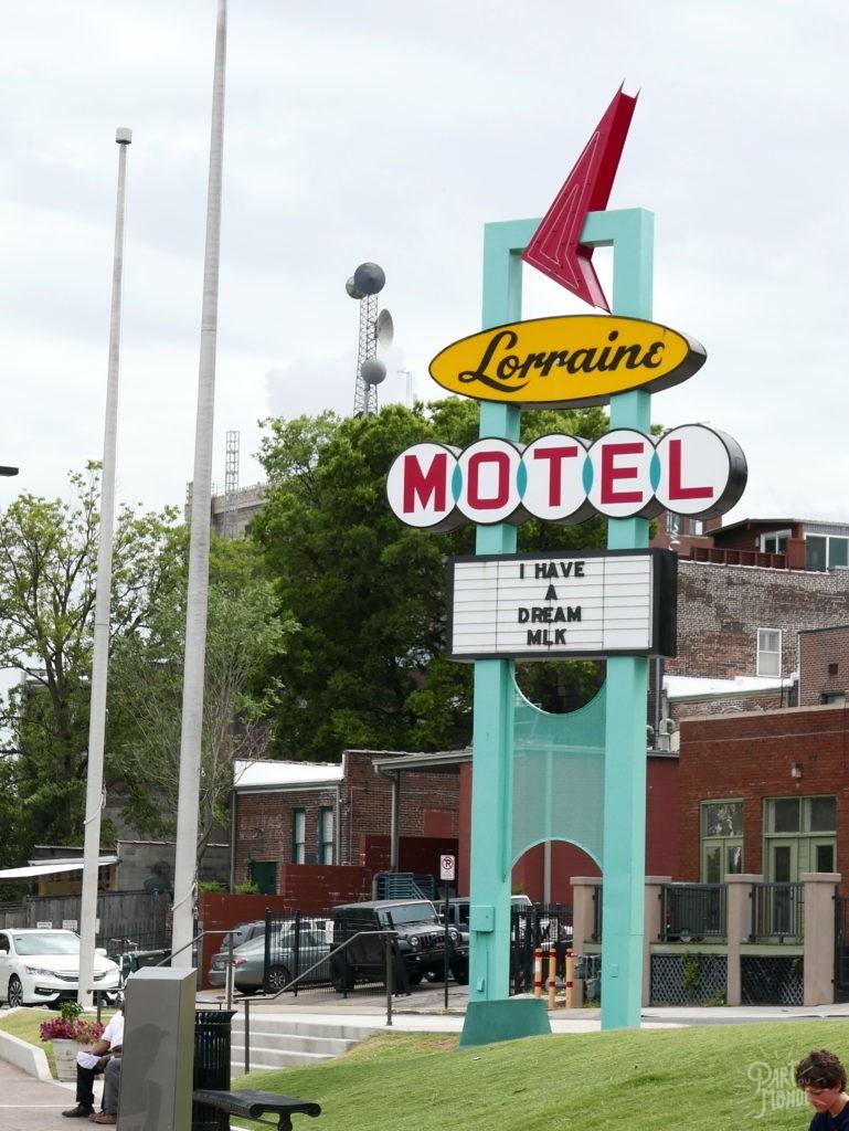 motel lorraine memphis