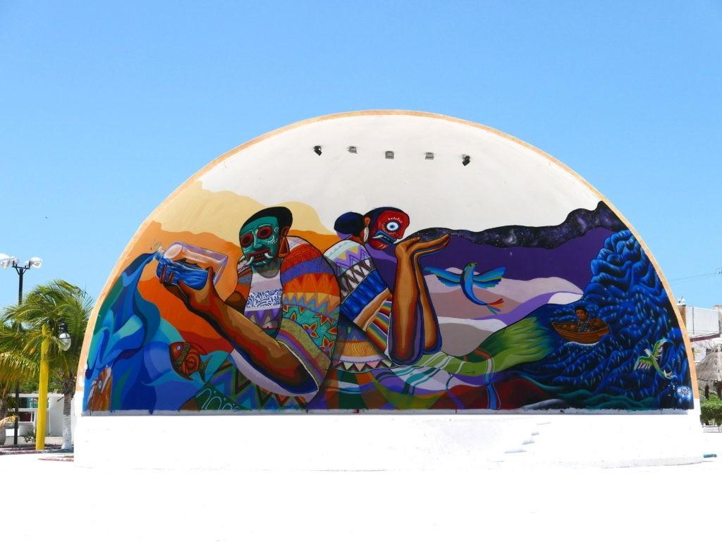 Street art 4 holbox