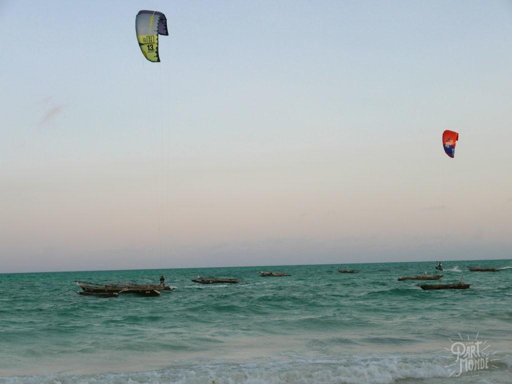 kite surf jambiani