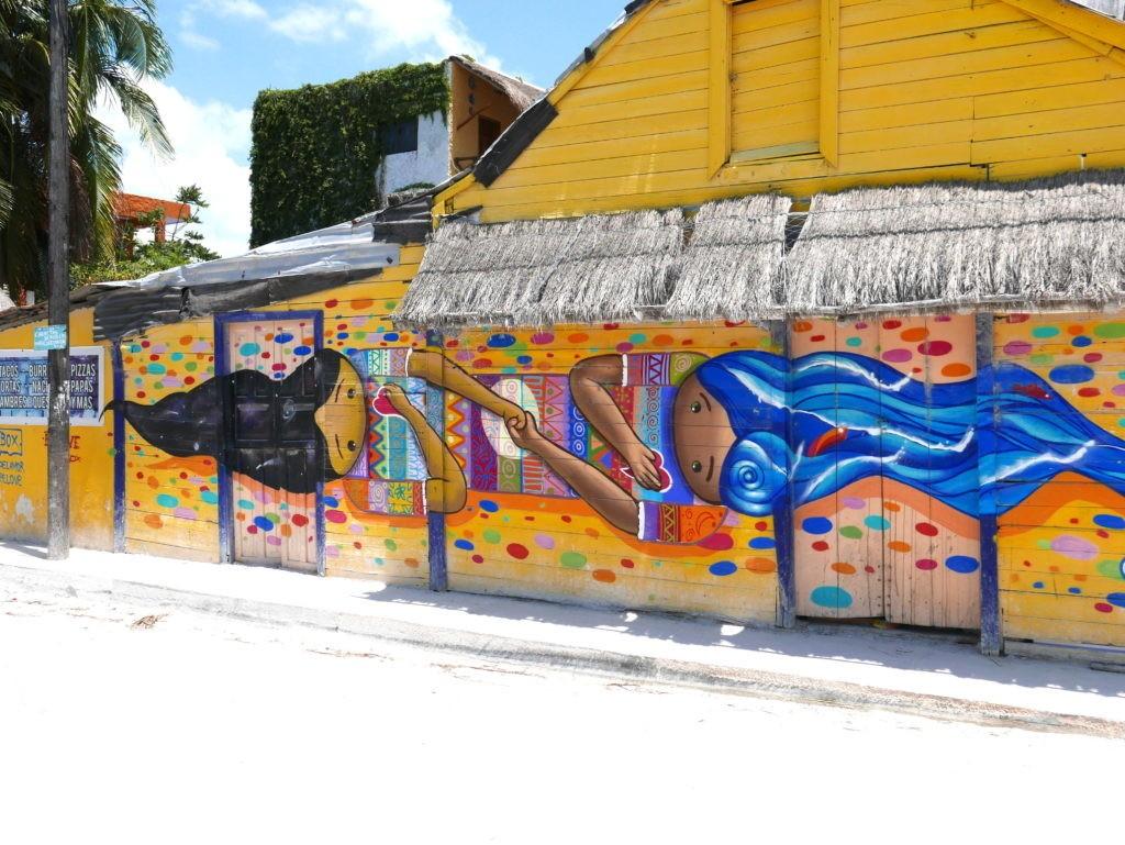 street art 2 holbox