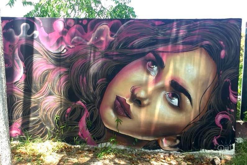 street art bacalar 2