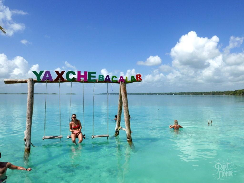 yaxche lagune bacalar