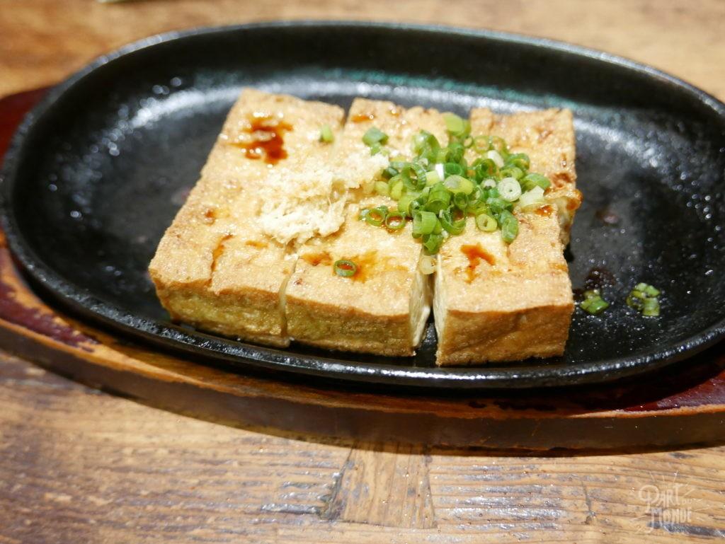 kuriya tokyo tofu frit