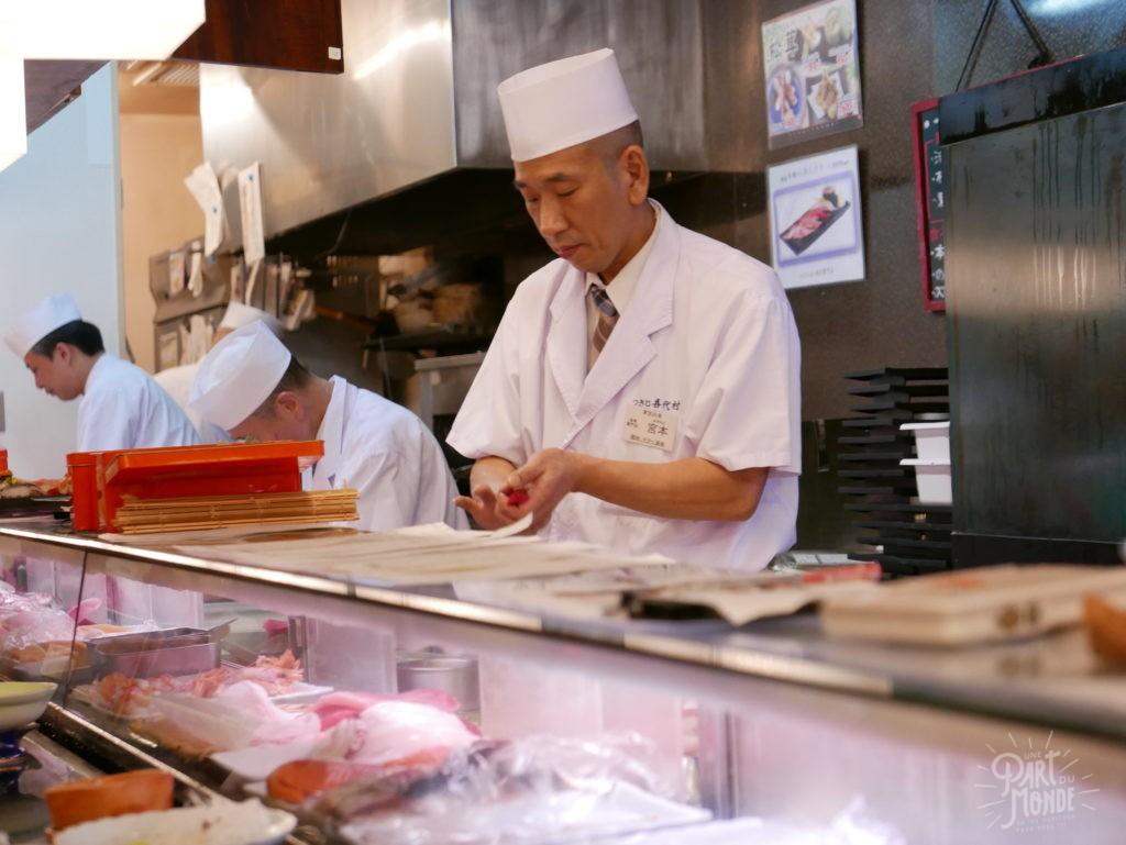 sushiman tokyo
