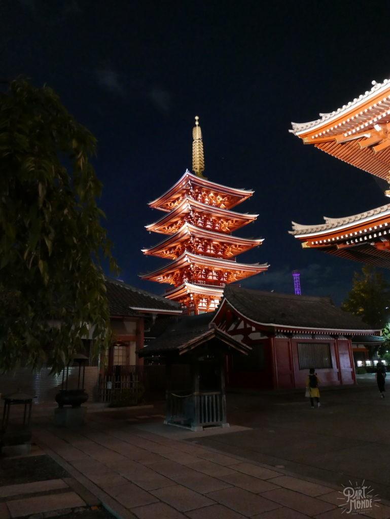 temple asakusa tokyo