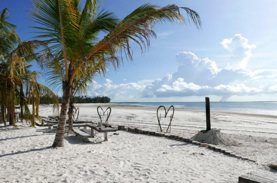 Paje, mon paradis à Zanzibar