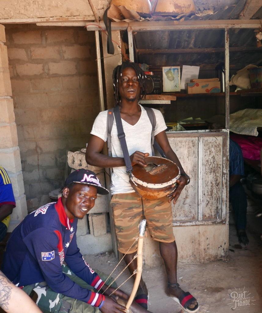 musicien senegal