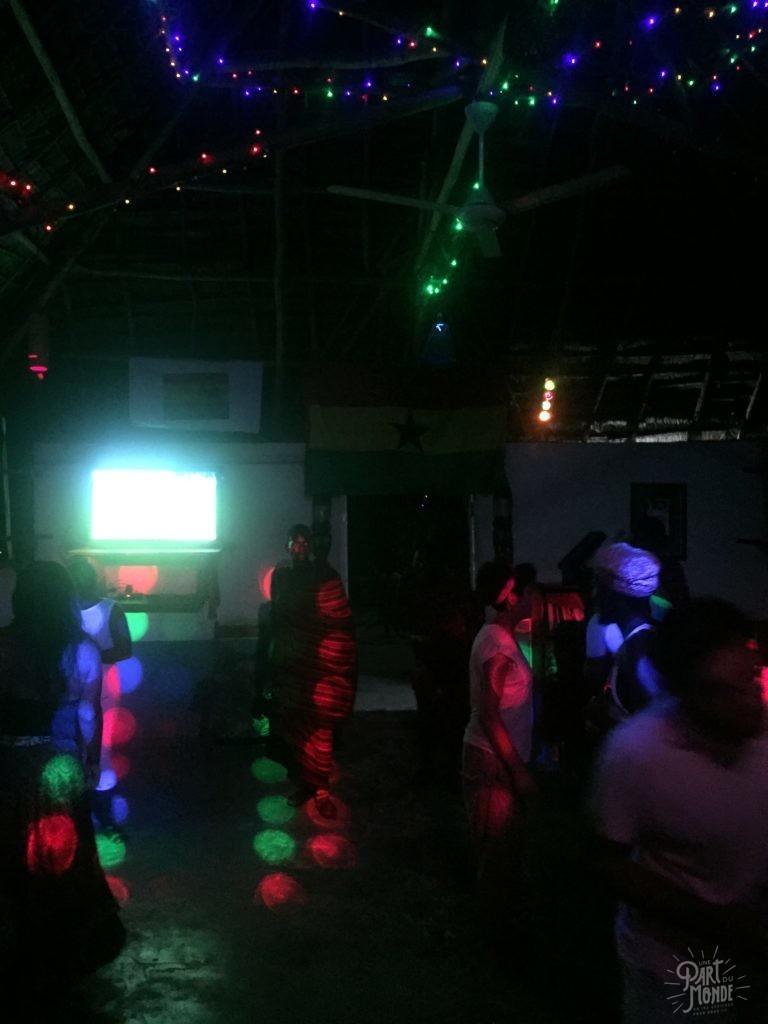 soirée reggae garage