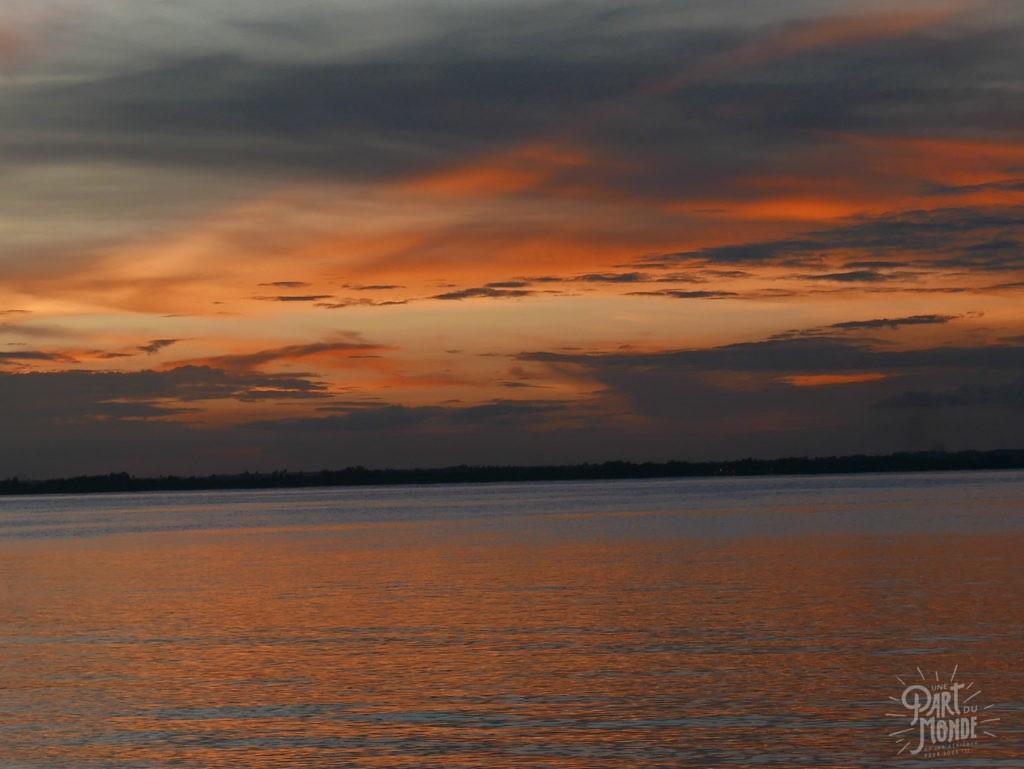 sunset paje