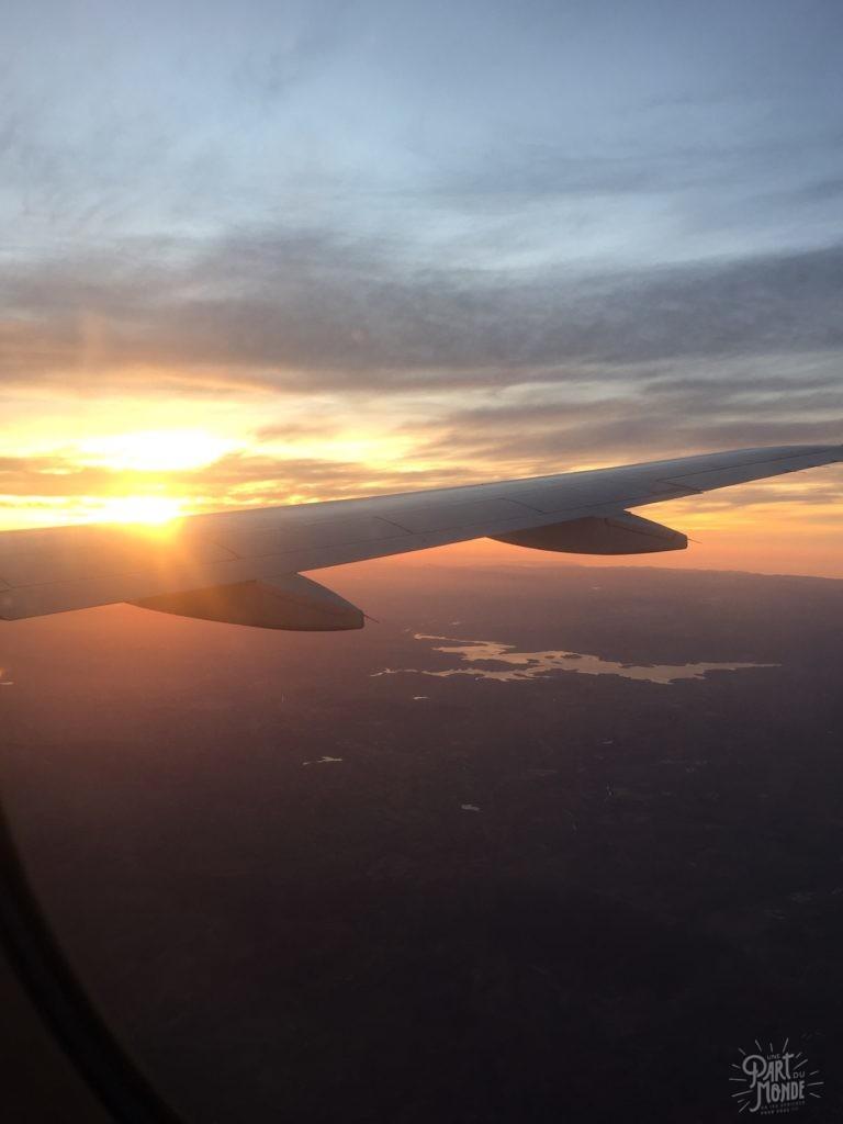 voyage et coronavirus avion