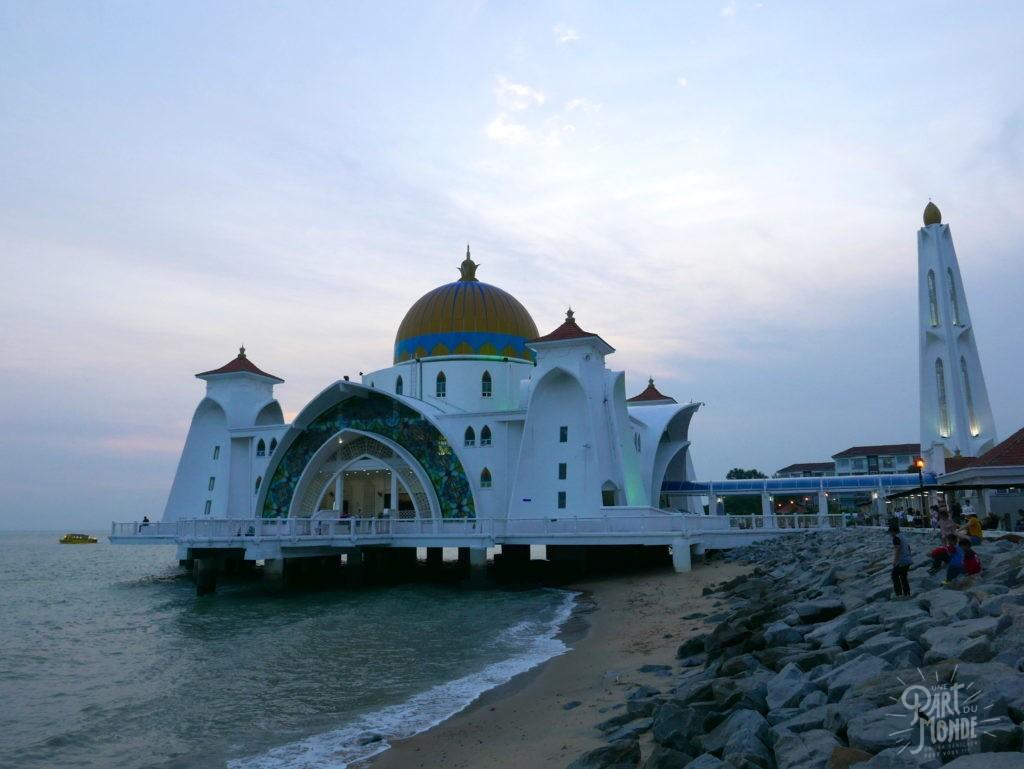 mosquée malacca