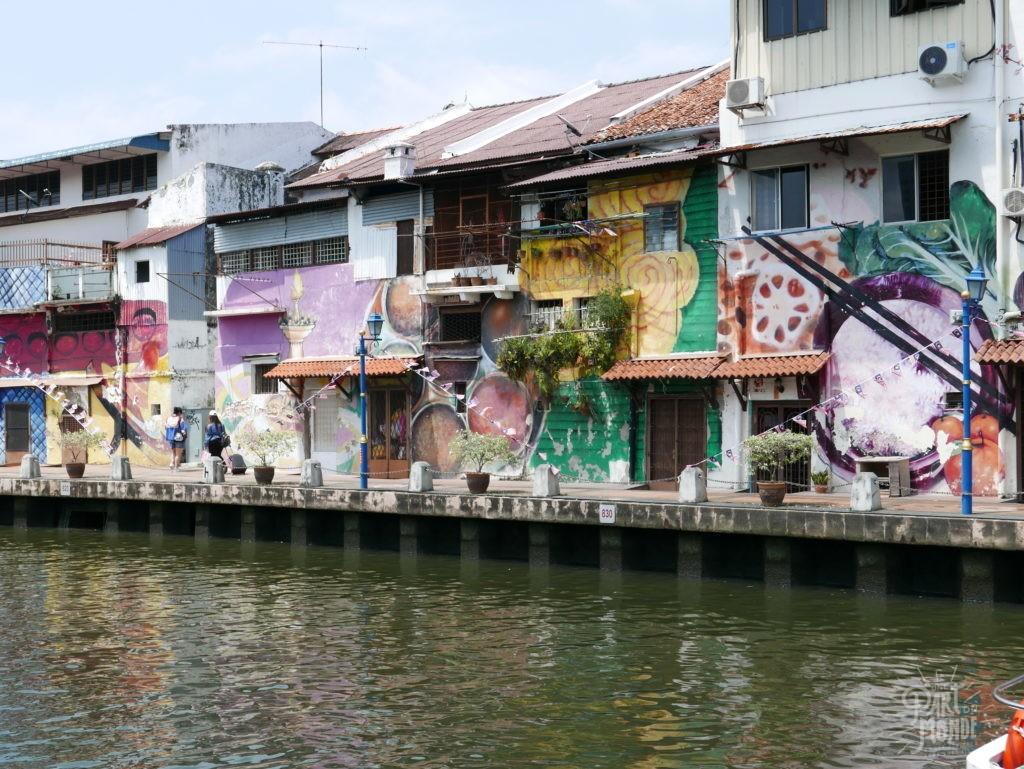 river walk malacca